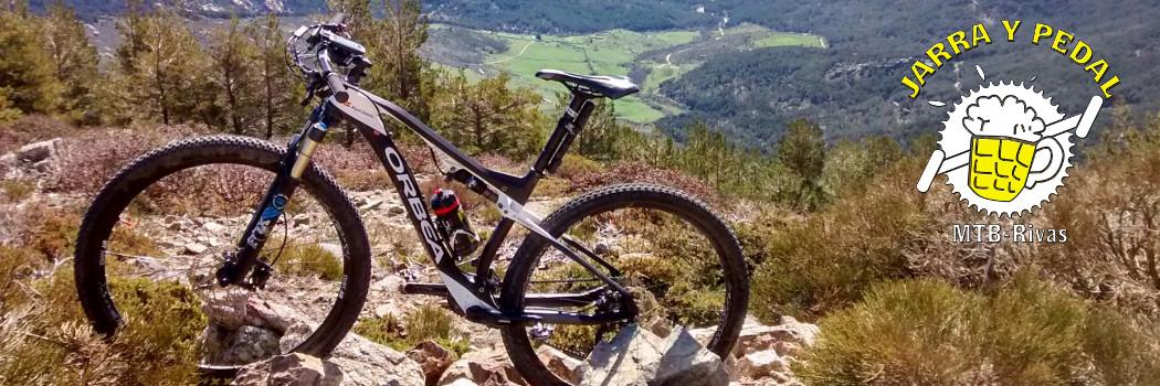 Jarra y Pedal