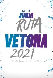 Ruta Vetona 2021. Los 100 de Béjar @ Recinto Ferial